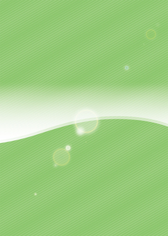 Background material Wave Green Backlight