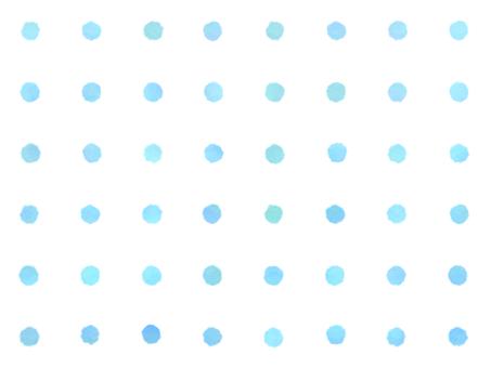 Watercolor-inspired polka dots 2 (small polka dots)