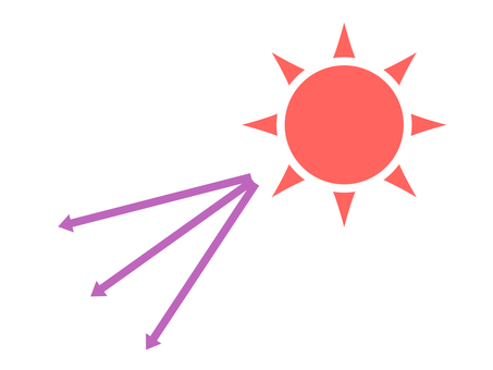 Sun and ultraviolet