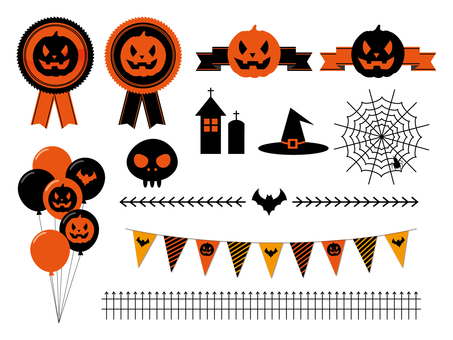 Halloween set 01