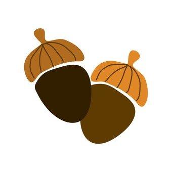Northern European fruit (acorn 2)