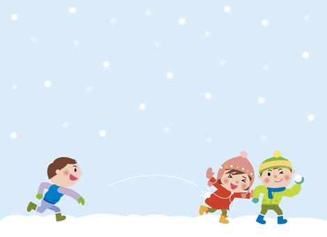 lotta a palle di neve
