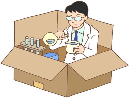 Box Life · Experiment