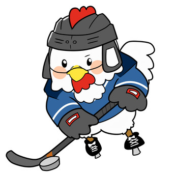 Chicken · Rooster year · Ice hockey