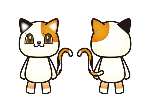 There is a main battle _ A cat character