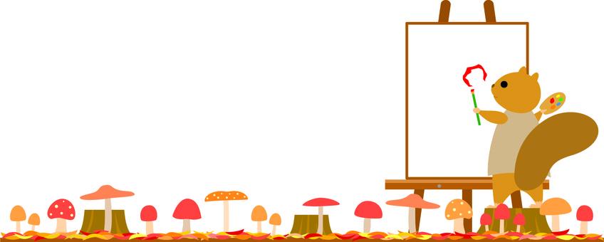 Mushroom line