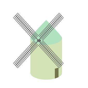Windmill of Spain