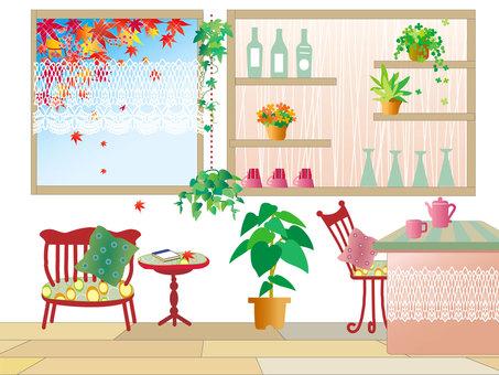 Interior _ Dining 06 _ Fall