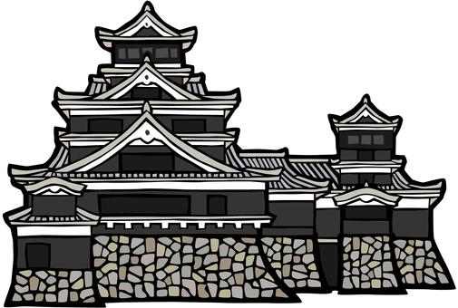 Kumamoto Castle 1 (CS 2)