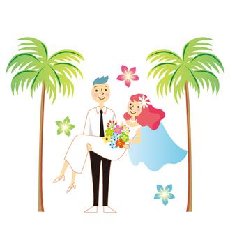 Resort marriage