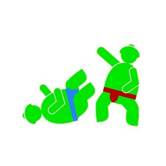 Sumo pictogram (2)