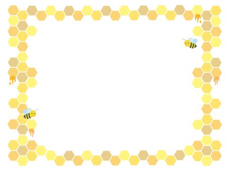 Honey fand frame