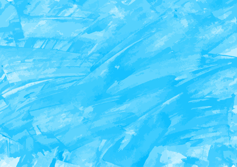 Paint Texture 1 Fresh Blue