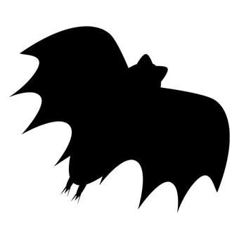 박쥐의 삽화