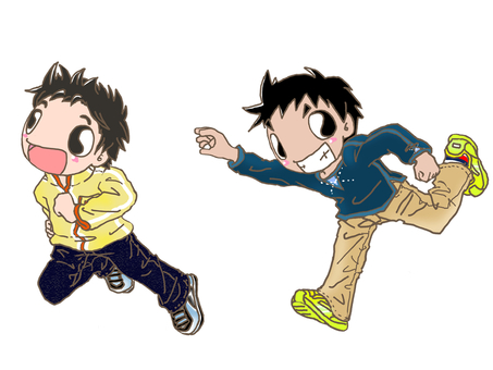 catch and run