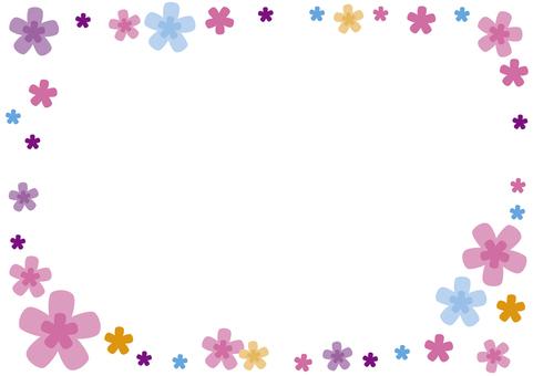 꽃 여러가지