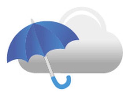 Cloudy later rain