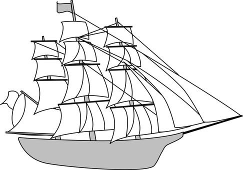 Sail boat eps data