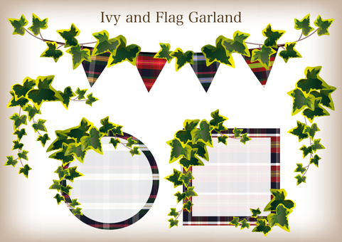 Ivy and Garland
