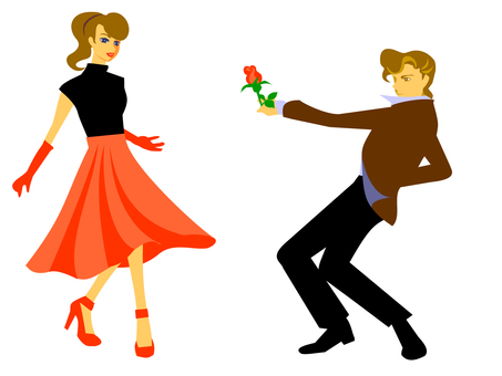 Twist dance