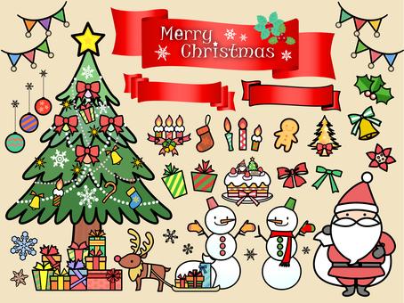 크리스마스 소재 -5