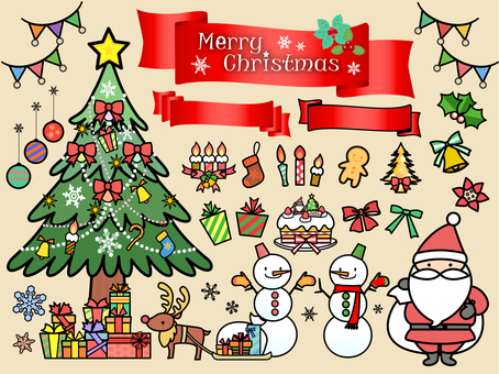 Christmas material -5