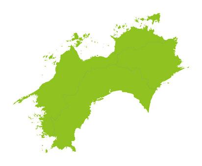 47 prefectures series Outside Shikoku