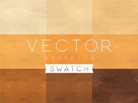 Painted vector texture beige