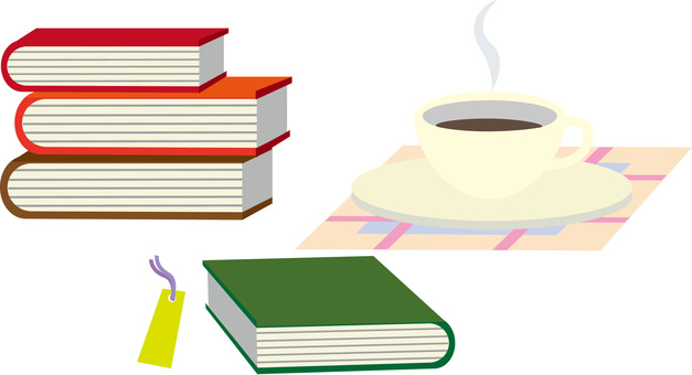 Book and Coffee Time
