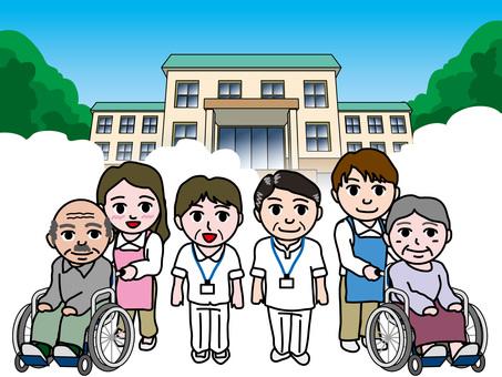 Elderly (4) Care Home