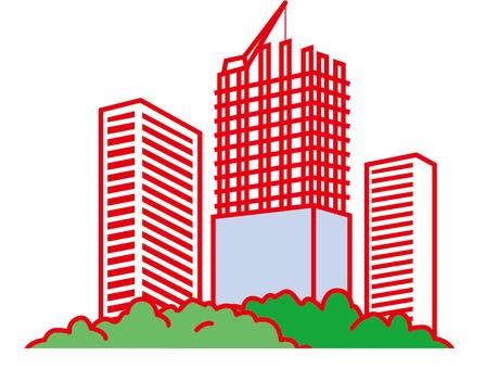 건축 빌딩
