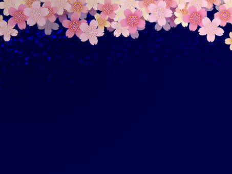 Background - Cherry Blossoms 11