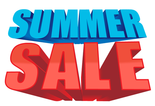 Summer sale (no background)