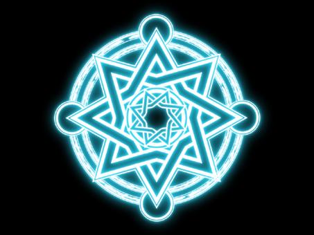 魔術隊藍色