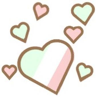 Heart cute adult cute fairy tale