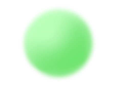 Ball (Milky Green)