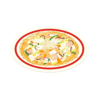 Dish Udon 2