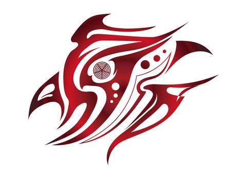 """Tribal """"bird"""""""