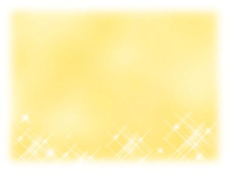 Glitter background 3 Yellow blur