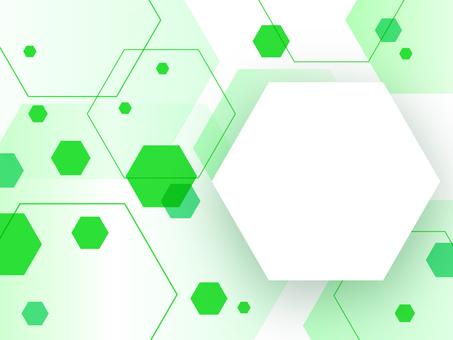 Hexagonal Green