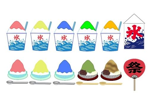 糖果11刨冰