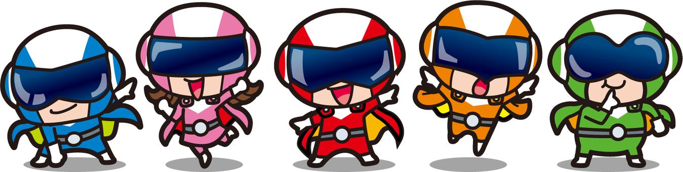 Hero Sentai