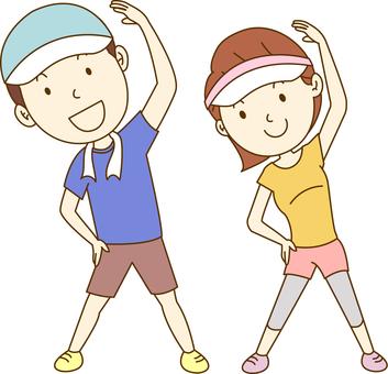 Male / Female Radio Exercise 2