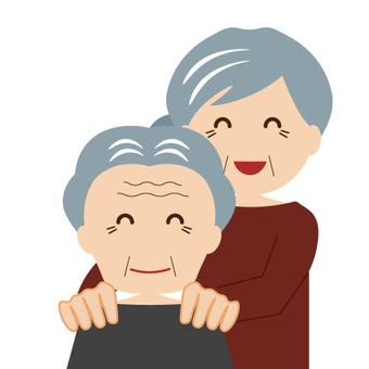 (Elderly Series) Shoulder stiffness