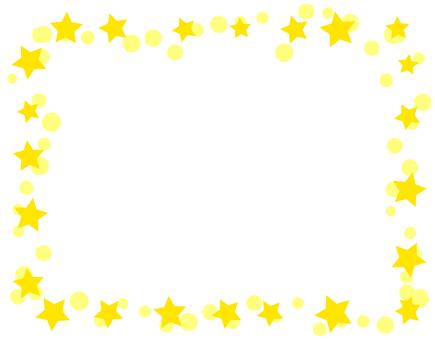 Stars and polka dots