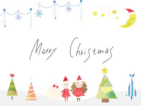 Christmas frame ver 28