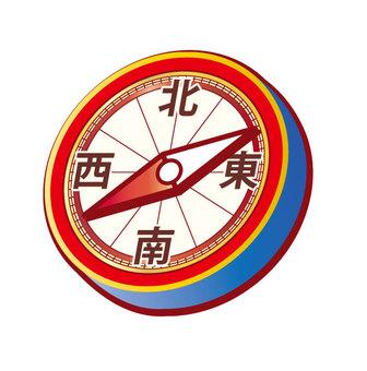 Compass, compass