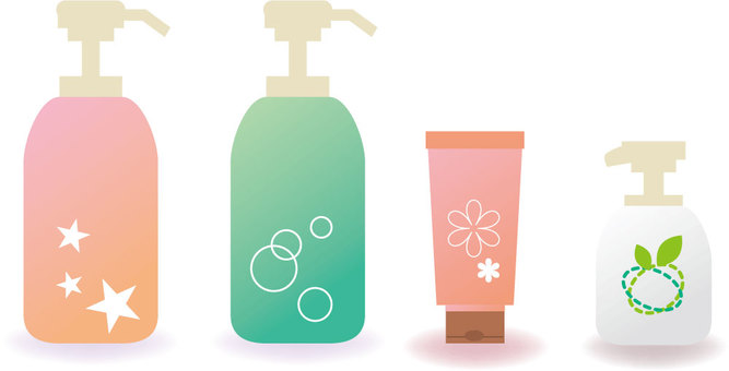 Shampoo and facial cleansing article
