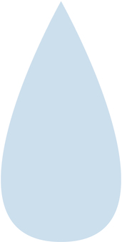 Illustration of a drop material