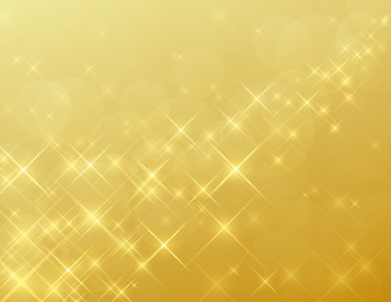 Champagne background gold only